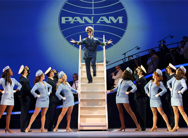The Catch Me If You Can Tour Company © Carol Rosegg