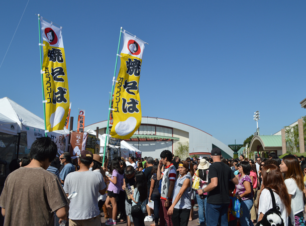 Japan Fair at the OC Fair and Event Center