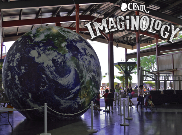 Imaginology at the OC Fair & Event Center