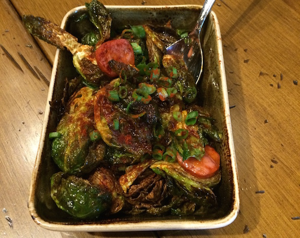 vaca brussels sprouts