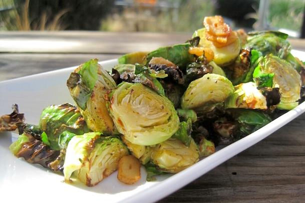 Brussel Sprouts Seabirds Kitchen Costa Mesa