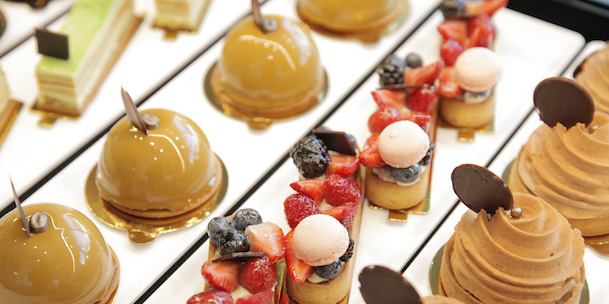 Pastry Chef ST Patisserie Costa Mesa (John Gilhooley)