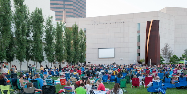 Free Movie Mondays in Costa Mesa