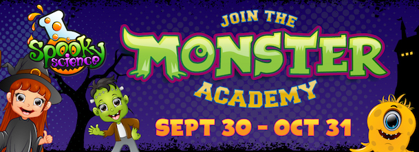 Discovery Cube Monster Academy