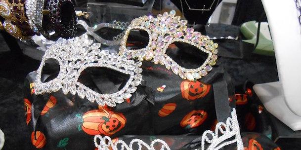 sugar plum festival masquerade masks