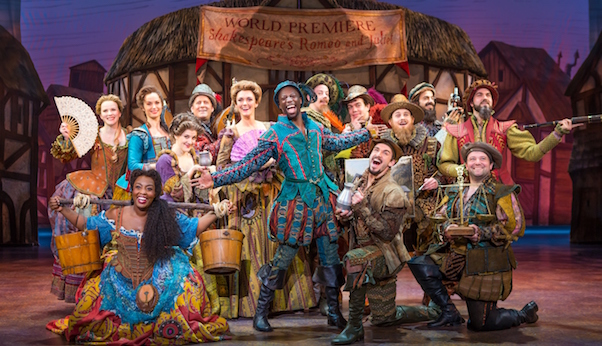 Something Rotten at Segerstrom Center for the Arts Costa Mesa