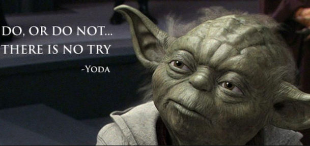 yoda do or do not quote star wars