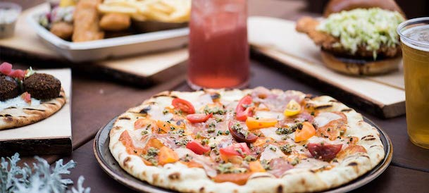 Costa Mesa restaurants for pizza