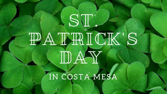 st. patricks day in costa mesa