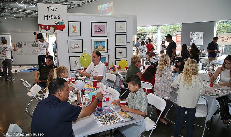chuck jones costa mesa | arts in orange county