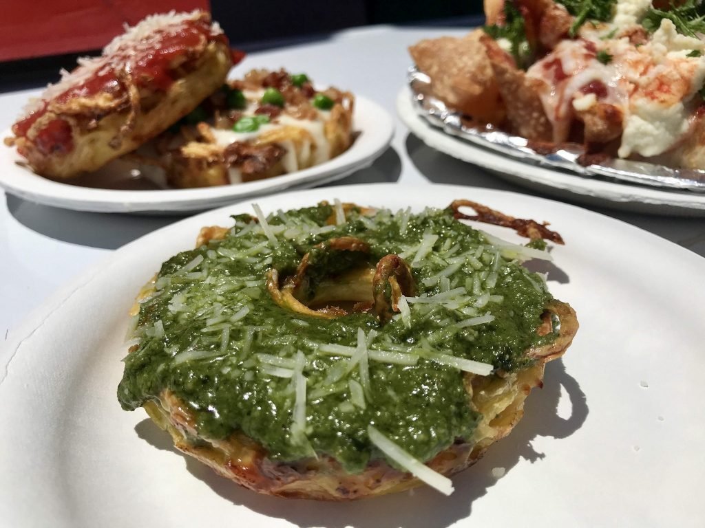 oc fair food spaghetti donuts