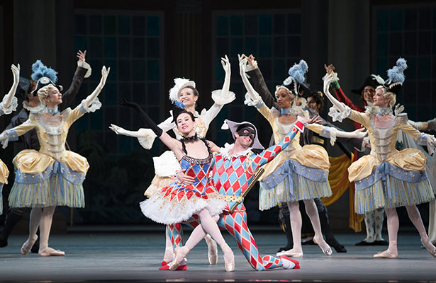 american ballet theater at segerstrom center for the arts