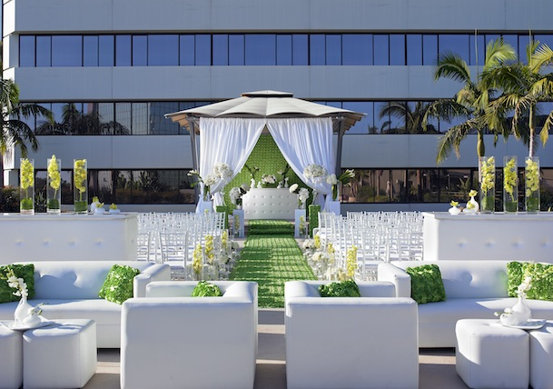 westin costa mesa wedding venues