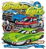 Cruisin' for a Cure Car Show