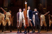 HAMILTON at Segerstrom Center for the Arts Costa Mesa
