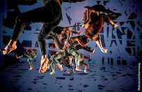 Cloud Gate Dance Theatre of Taiwan at Segerstrom Center for the Arts Costa Mesa