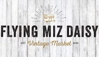 Flying Miz Daisy Vintage Market at the OC Fair & Event Center Costa Mesa