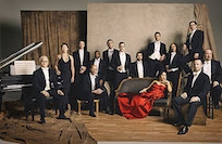 Pink Martini at Segerstrom Center for the Arts Costa Mesa