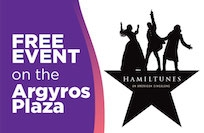 HAMILTUNES: An American Sing-Along at Segerstrom Center for the Arts Costa Mesa