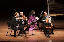 Chamber Music Society of Lincoln Center at Segerstrom Center for the Arts Costa Mesa