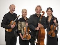 Takács Quartet at Segerstrom Center for the Arts Costa Mesa
