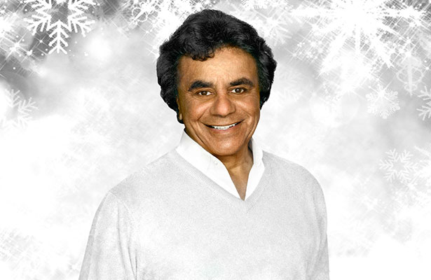 Johnny Mathis Christmas Concert at Segerstrom Center for the Arts