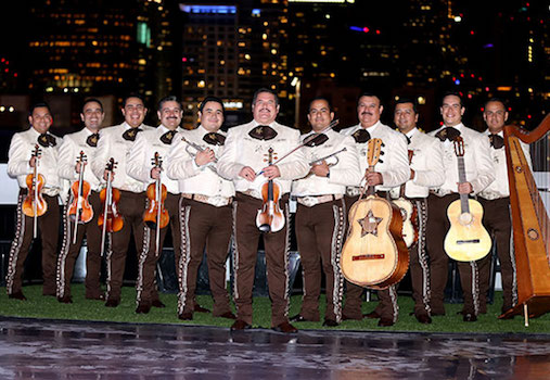Fiesta Navidad With Mariachi Los Camperos at Segerstrom Center for the Arts Costa Mesa