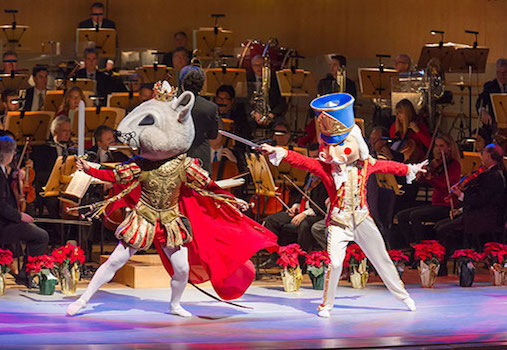 Nutcracker for Kids at Segerstrom Center for the Arts in Costa Mesa