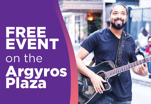 Nelson Cade III: Live on Argyros Stage at Segerstrom Center for the Arts in Costa Mesa