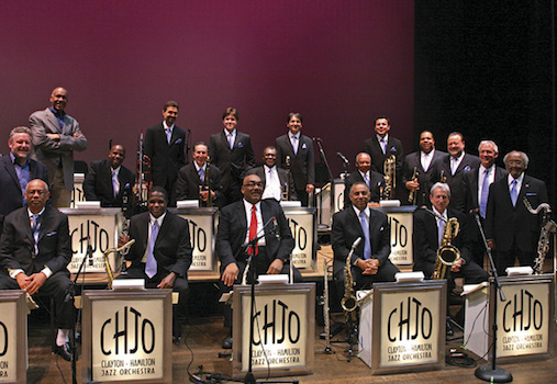 Clayton Jazz Orchestra at Segerstrom Center for the Arts in Costa Mesa