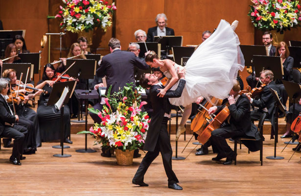 Salute to Vienna at Segerstrom Center for the Arts in Costa Mesa