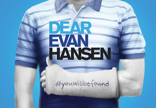 Dear Evan Hansen at Segerstrom Center for the Arts in Costa Mesa