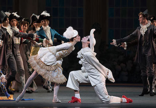American Ballet Theatre's Harlequinade at Segerstrom Center for the Arts in Costa Mesa