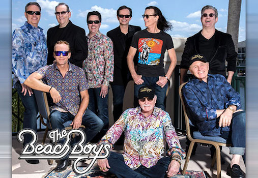 The Beach Boys at Segerstrom Center for the Arts in Costa Mesa