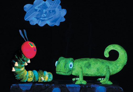The Very Hungry Caterpillar at Segerstrom Center for the Arts in Costa Mesa