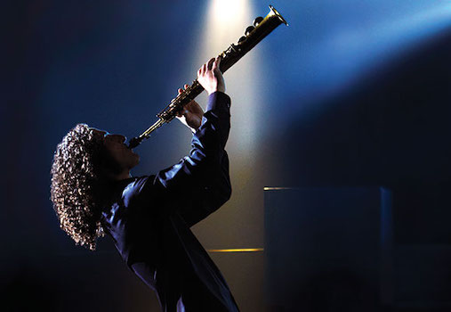 Kenny G at Segerstrom Center for the Arts in Costa Mesa