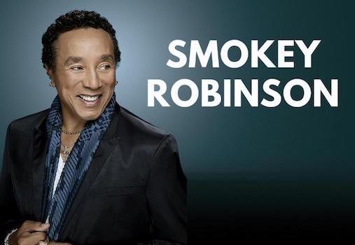 Smokey Robinson at the Pacific Amphitheatre in Costa Mesa