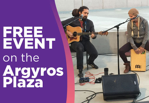 Hummingbird Hotel Live on the Argyros Stage at Segerstrom Center for the Arts in Costa Mesa