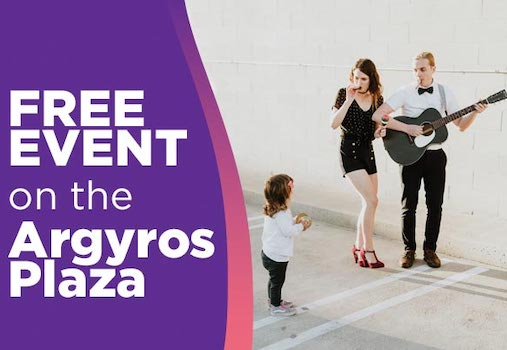 Jill Sargeant Quartet Live on the Argyros Stage at Segerstrom Center for the Arts