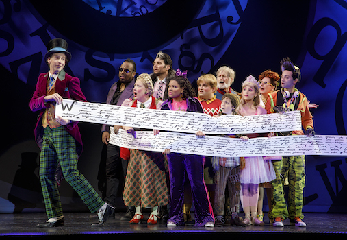 Charlie and the Chocolate Factory at Segerstrom Center for the Arts in Costa Mesa