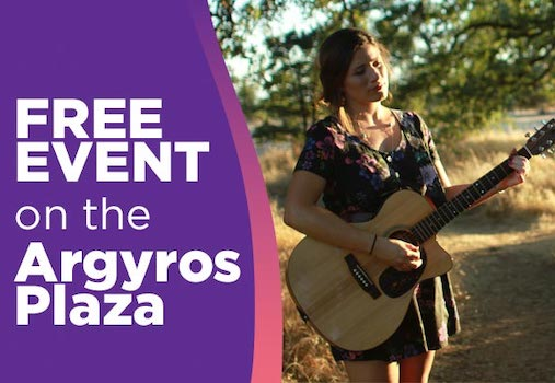 Valeri Lopez Live on the Argyros Stage at Segerstrom Center for the Arts