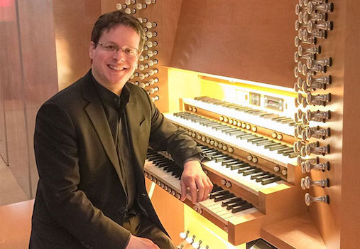 Paul Jacobs at Segerstrom Center for the Arts in Costa Mesa