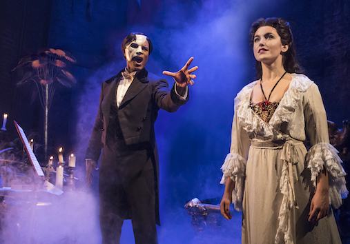 The Phantom of the Opera at Segerstrom Center for the Arts in Costa Mesa