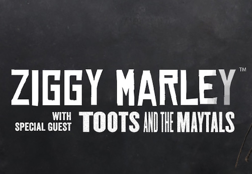 Ziggy Marley & Toots and the Maytals at Pacific Amphitheatre in Costa Mesa