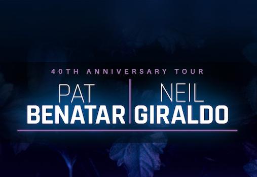 Pat Benatar & Neil Giraldo at the Pacific Amphitheatre in Costa Mesa