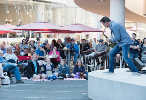 Summer Jazz Concert Series at Segerstrom Center for the Arts