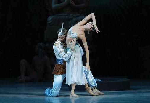 Mariinsky Ballet at Segerstrom Center for the Arts in Costa Mesa