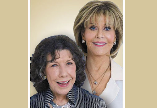 An Evening with Jane Fonda & Lily Tomlin at Segerstrom Center for the Arts in Costa Mesa
