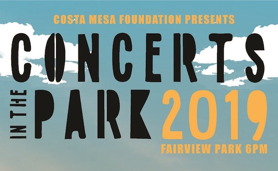 Free Concerts in the Park Fairview Park Costa: Tijuana Dogs