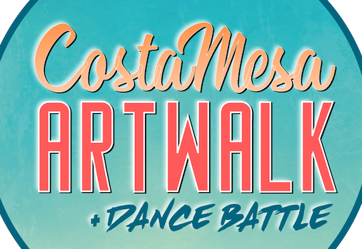 Costa Mesa ArtWalk at Lions Park July